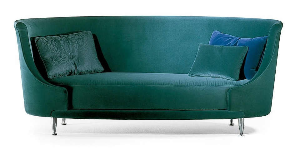 Moroso Newtone Oval Large Sofa The Longest Stay Good Inside Oval Sofas (View 7 of 20)