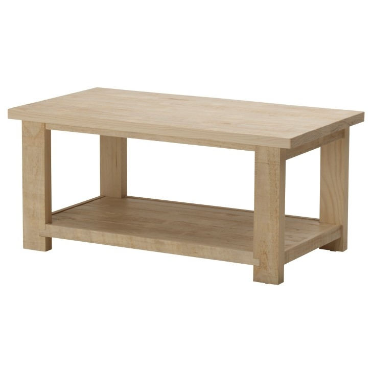 Narrow Coffee Tables properly regarding Small Wood Coffee Tables (Image 12 of 20)
