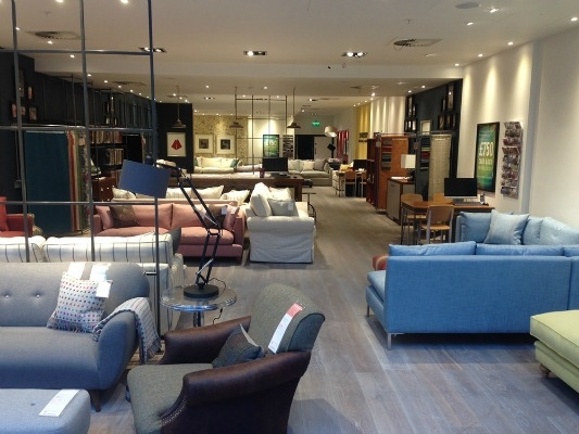 New Sofa Workshop Shop Opens In Westfield Stratford City Sofa definitely intended for Stratford Sofas (Image 14 of 20)