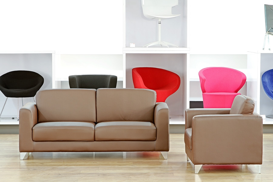 Office Sofa Furniture effectively intended for Office Sofa Chairs (Image 11 of 20)