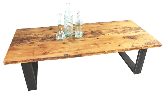 Old Growth Reclaimed Pine Coffee Table Rustic Coffee Tables Very Well Inside Pine Coffee Tables (View 9 of 20)
