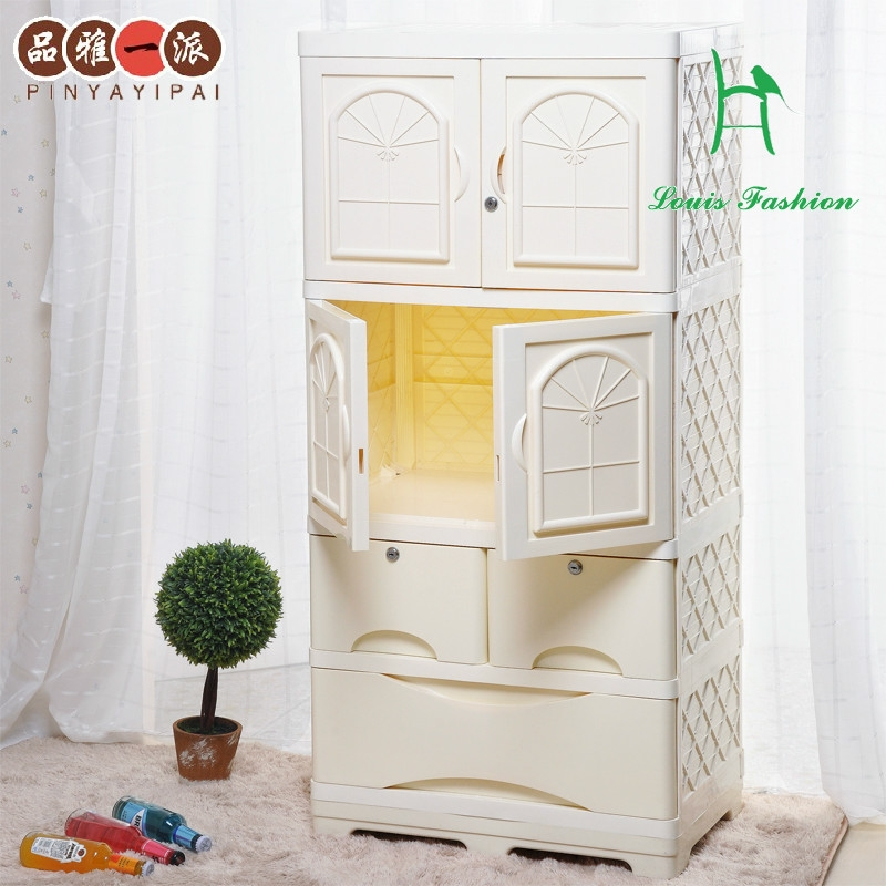 Online Get Cheap Ba Wardrobe Furniture Aliexpress Alibaba certainly for Childrens Wardrobes With Drawers and Shelves (Image 16 of 30)