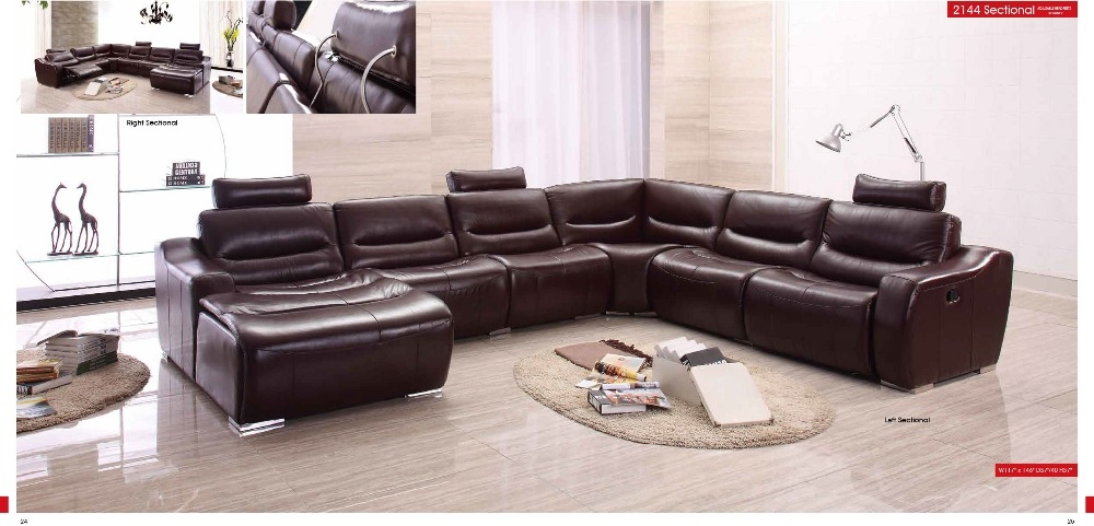 Online Get Cheap Big Sofa Set Aliexpress Alibaba Group Very Well Pertaining To Big Sofas Sectionals (View 17 of 20)
