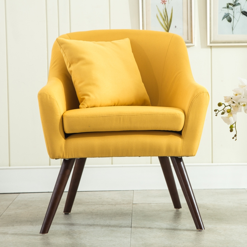 Online Get Cheap Furniture Styles Chairs Aliexpress Alibaba definitely with Yellow Sofa Chairs (Image 11 of 20)