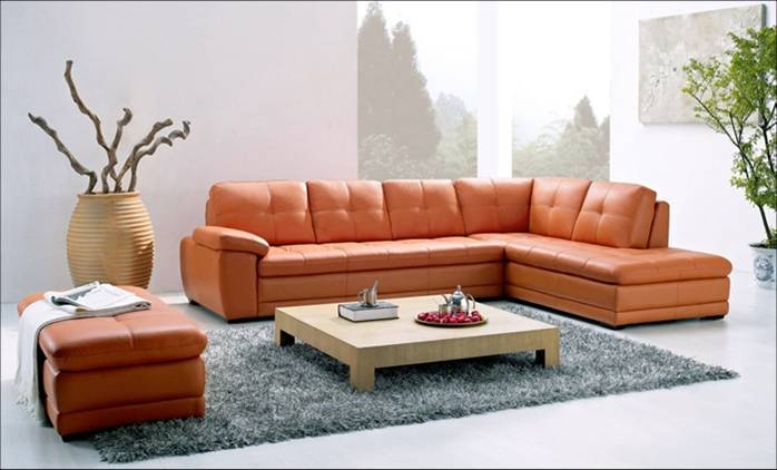 Online Get Cheap L Shape Sectional Sofa Aliexpress Alibaba clearly regarding Leather L Shaped Sectional Sofas (Image 17 of 20)