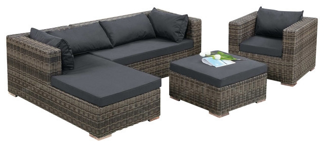 Top 20 Of Modern Rattan Sofas