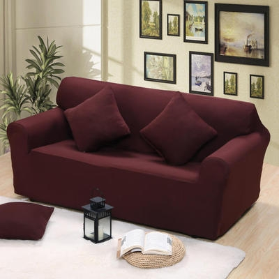 Online Get Cheap Reclining Sofa Cover Aliexpress Alibaba Group Certainly For Slipcover For Leather Sectional Sofas (View 10 of 20)
