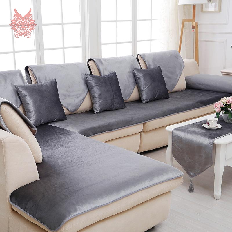Online Get Cheap Red Sectional Sofa Aliexpress Alibaba Group Certainly For Slipcover For Leather Sectional Sofas (View 11 of 20)