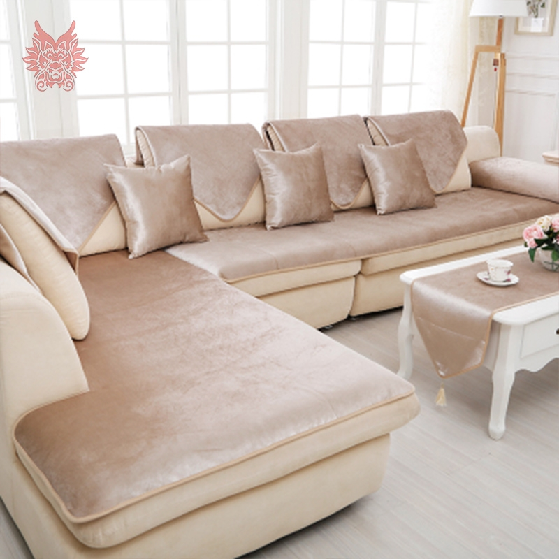 Online Get Cheap Red Sectional Sofa Aliexpress Alibaba Group Good Intended For Slipcover For Leather Sectional Sofas (View 12 of 20)