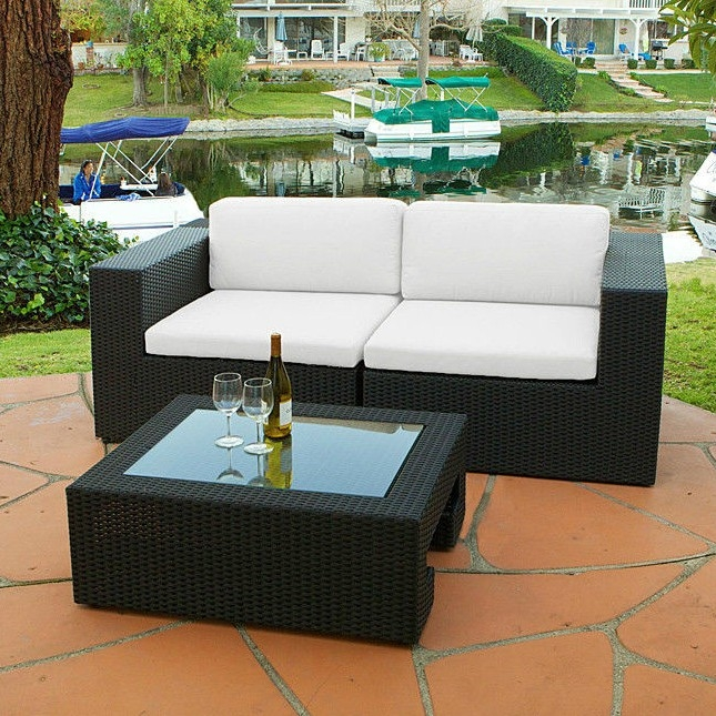 Online Get Cheap Wicker Sofa Tables Aliexpress Alibaba Group perfectly pertaining to Patio Sofa Tables (Image 18 of 20)