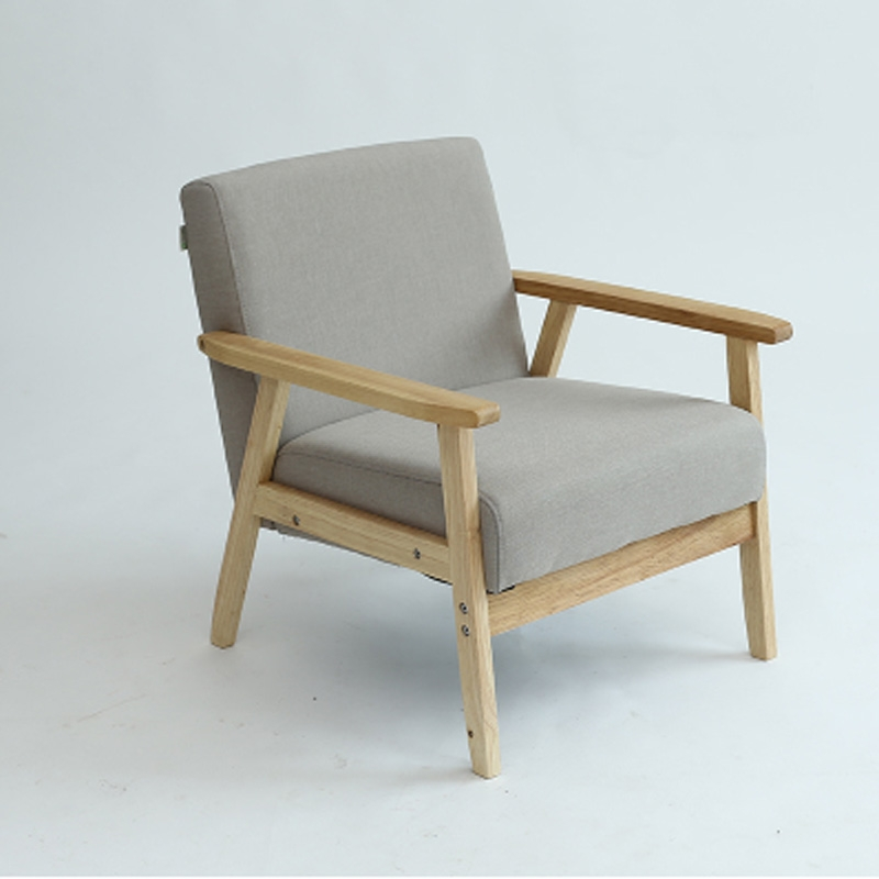 Online Get Cheap Wooden Arm Chairs Aliexpress Alibaba Group Good With Regard To Sofa Arm Chairs (View 17 of 20)