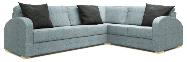 Orb 4x3 Corner Sofa Corner Unit Sofas Nabru well with regard to Sofa Corner Units (Image 8 of 20)