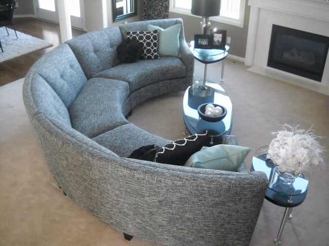 Oval Couch Sofa Thesofa definitely within Oval Sofas (Image 8 of 20)