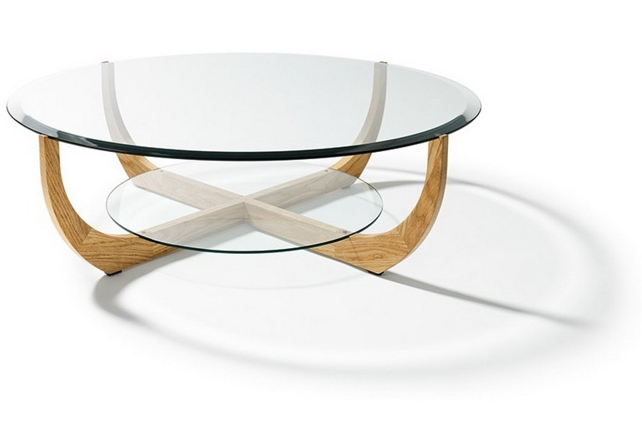 Oval Glass Coffee Table Espresso Side Table Oval Glass Top Coffee Table Espresso Coffee Table