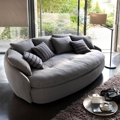 Featured Photo of Oval Sofas