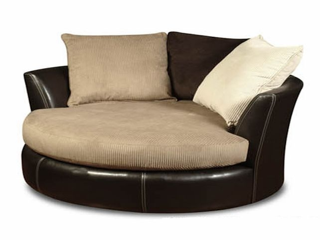 Oversized Round Swivel Chair Black Home Improvements Pinterest Good Inside Spinning Sofa Chairs (View 9 of 20)