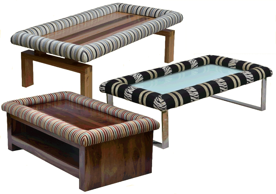 Padable Complete Table Footrests clearly in Coffee Table Footrests (Image 15 of 20)