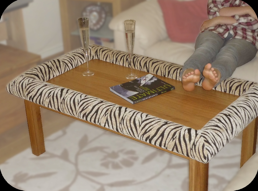 Padable Cushions Effectively For Coffee Table Footrests Image 17 Of 20