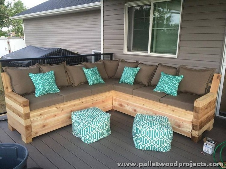 Pallet Patio Sectional Sofa Plans Outdoor Sectional Sectional definitely with Diy Sectional Sofa Plans (Image 16 of 20)