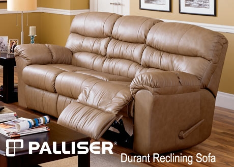 Palliser Sofas And Loveseats Perfectly In Sofas With Consoles (View 8 of 20)