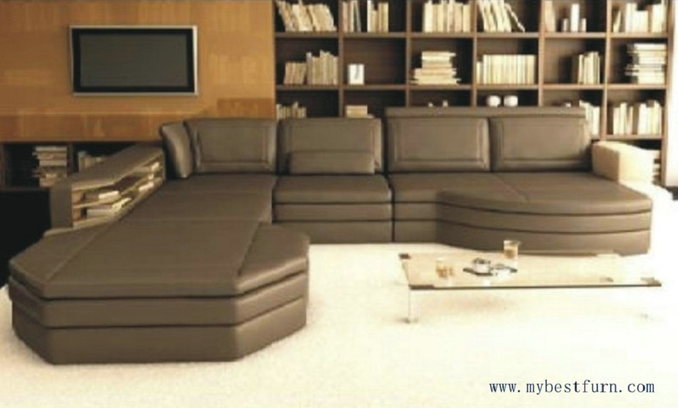Popular Custom Leather Sofas Buy Cheap Custom Leather Sofas Lots effectively regarding Customized Sofas (Image 16 of 20)