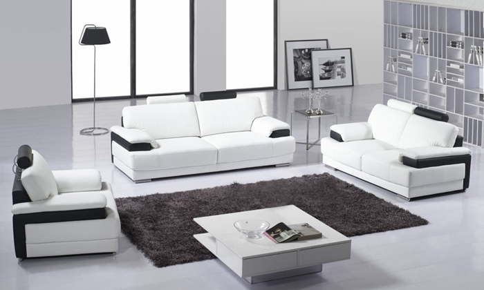 Popular Durable Leather Sofa Buy Cheap Durable Leather Sofa Lots properly for Durable Sectional Sofa (Image 12 of 20)