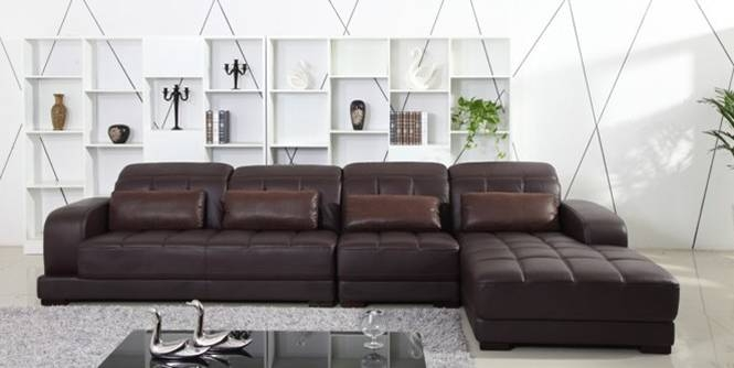 Popular L Shaped Sectional Sofa Buy Cheap L Shaped Sectional Sofa properly for Leather L Shaped Sectional Sofas (Image 20 of 20)
