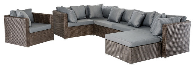 Popular Modern Rattan Furniture Buy Cheap Modern Rattan Furniture very well inside Modern Rattan Sofas (Image 13 of 20)