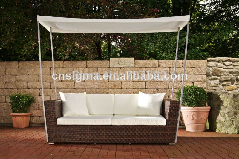 Popular Outdoor Furniture Lounge Chairs Buy Cheap Outdoor effectively with regard to Outdoor Sofas With Canopy (Image 20 of 20)