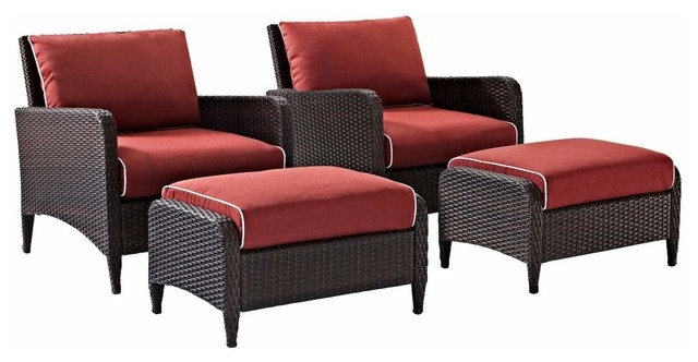 Popular Wicker Chair Ottoman Buy Cheap Wicker Chair Ottoman Lots Good For Sofa Chair With Ottoman (View 10 of 20)