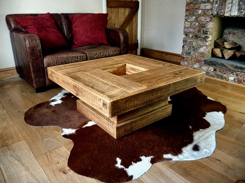 Precious Of All Time Rustic Coffee Tables The New Way Home Decor most certainly intended for Quality Coffee Tables (Image 18 of 20)
