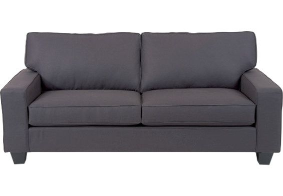 Preston Graphite Sofa Pre102617 The Brick Want This In This properly inside Brick Sofas (Image 16 of 20)
