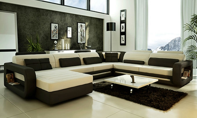 Pretty U Shaped Sofa Set Designs C 012jpg Sofa Topglory nicely with C Shaped Sofas (Image 14 of 20)