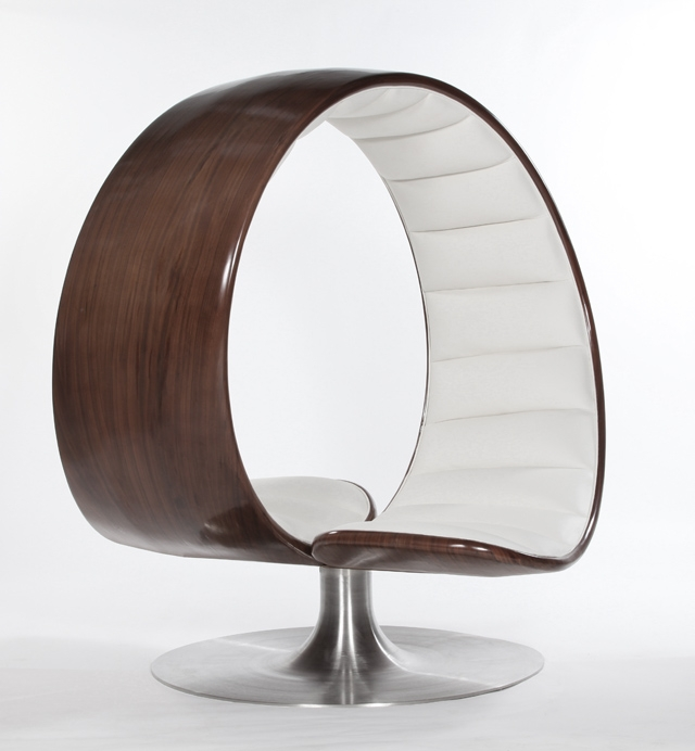 Purity Of Form I Love Circles Elizabeth Bolognino Interiors effectively inside Circle Sofa Chairs (Image 14 of 20)