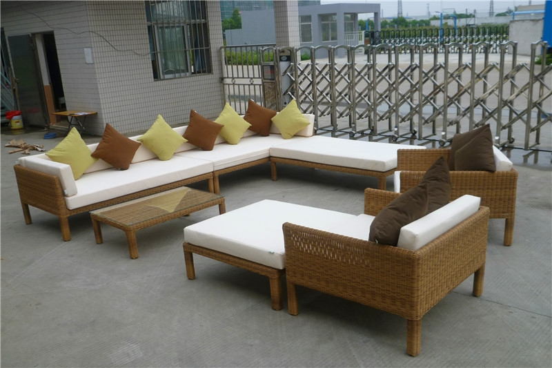 Rattan Modern Sofa Outdoor Furniture Ciaoof clearly in Modern Rattan Sofas (Image 17 of 20)