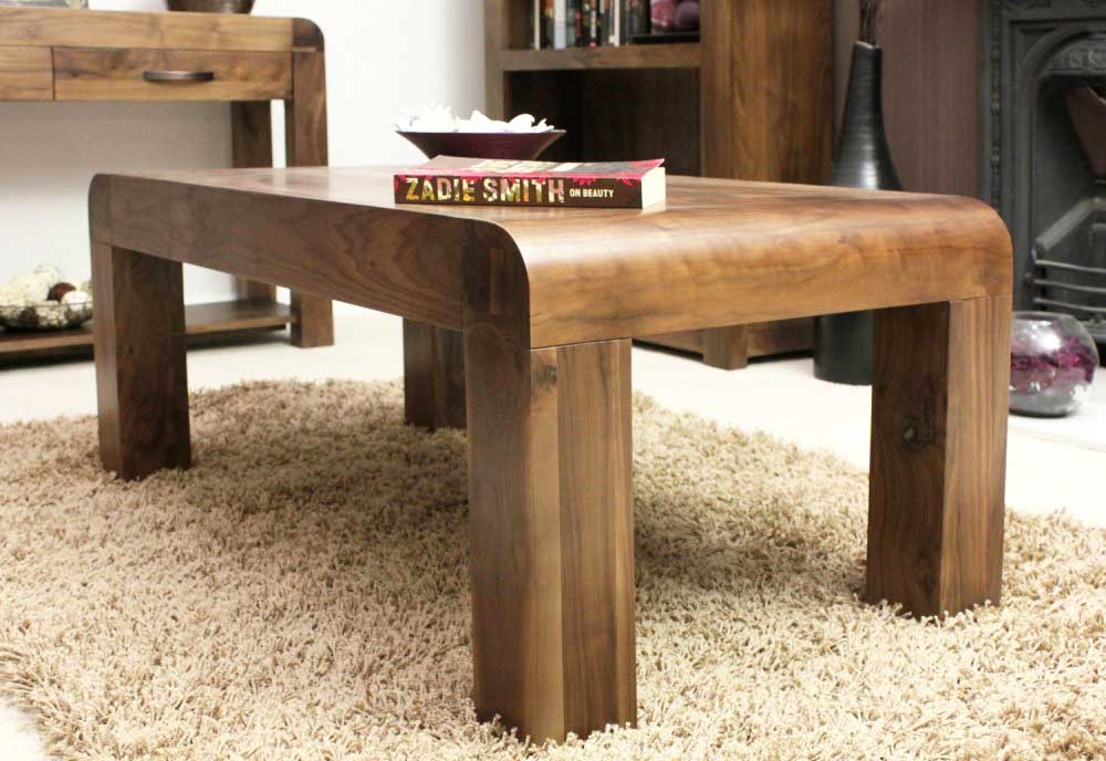 Real Wood Coffee Table very well inside Coffee Tables Solid Wood (Image 14 of 20)