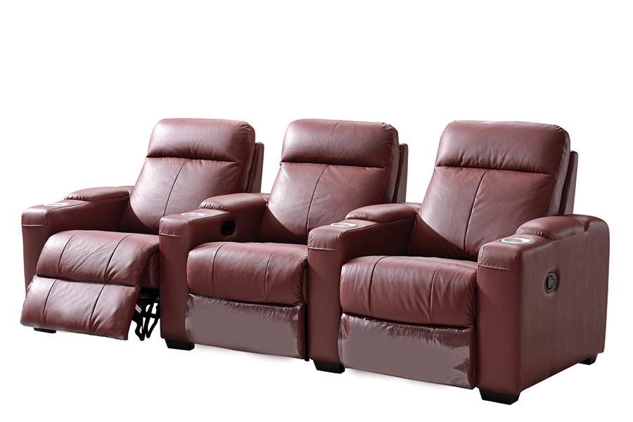 Recliner Sofas Online Recliner India Featherlite very well with regard to Recliner Sofa Chairs (Image 15 of 20)
