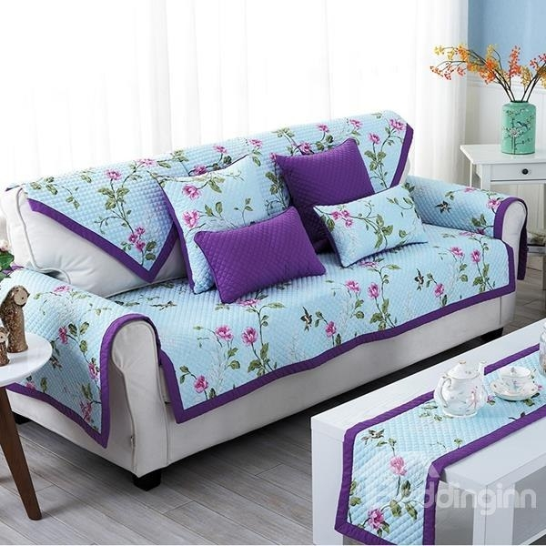 Recommend Non Slip Sofa Couch Covers Slipcover For Sofa With Effectively With Regard To Sofa Settee Covers (View 15 of 20)