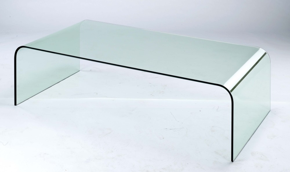 Rectangular Glass Coffee Table Idi Design well with regard to Glass Coffee Tables (Image 19 of 20)