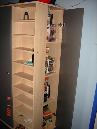 Relocation Sale effectively inside Single Wardrobe With Drawers And Shelves (Image 11 of 20)