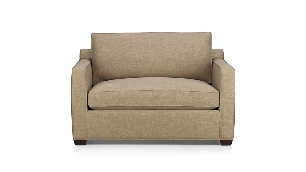 Remarkable Twin Size Sleeper Sofa Chairs Davis Twin Sleeper Sofa effectively throughout Twin Sofa Chairs (Image 16 of 20)