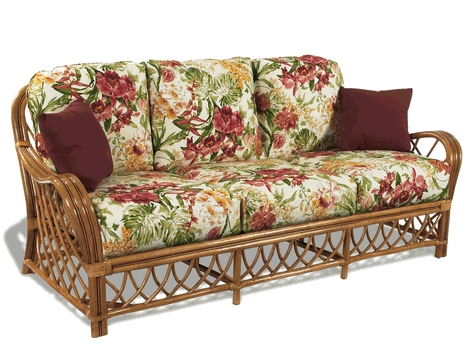 Replacement Cushions For Wicker Sofas Including Lloyd Flanders effectively with Sofa Cushions (Image 17 of 20)