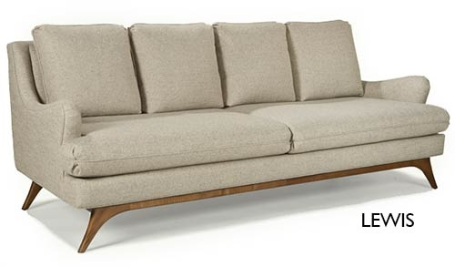 Retro Modern Sofa nicely inside Retro Sofas And Chairs (Image 15 of 20)