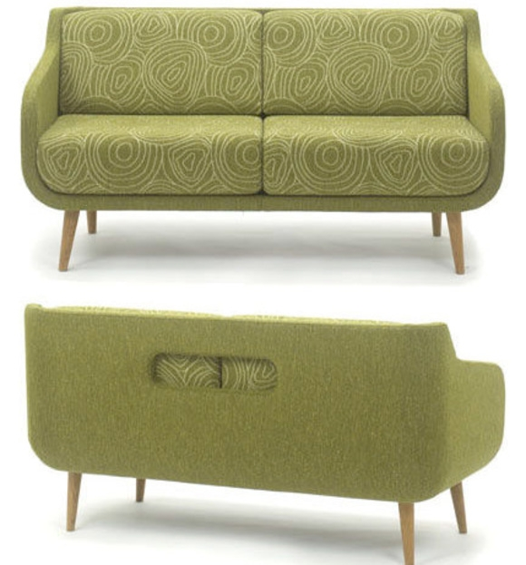 Retro Sofa With Modern Concept Decoration Channel perfectly within Retro Sofas And Chairs (Image 17 of 20)