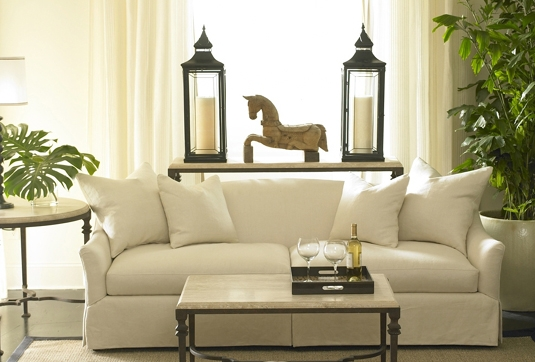 Rj Thomas Ltd Michigan Design Center clearly regarding Cream Colored Sofas (Image 19 of 20)