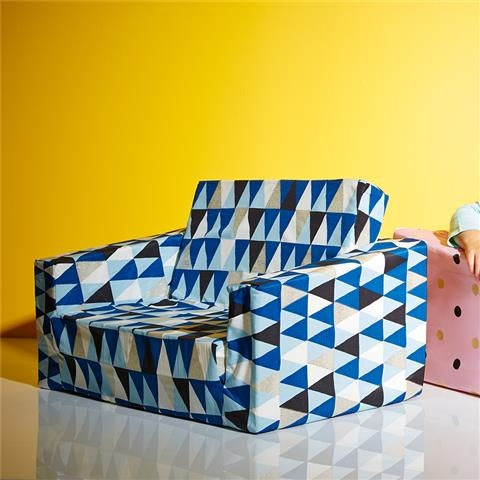 Roomates Geo Flipout Sofa Kmart Boys Gift Ideas Pinterest very well with Flip Out Sofa for Kids (Image 13 of 20)