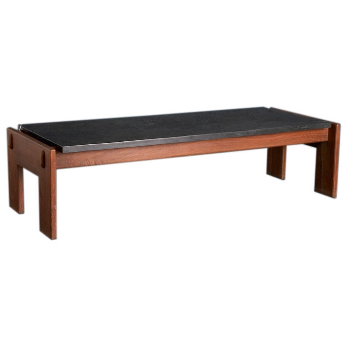 Round Slate Top Coffee Table most certainly pertaining to Round Slate Top Coffee Tables (Image 16 of 20)