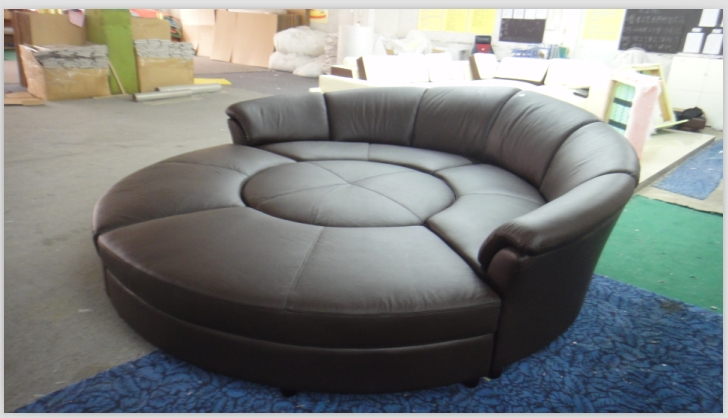 Round Sofa As A Round Bed Upstairs Tv Room Pinterest Round Clearly For Round Sofa Chairs (View 4 of 20)