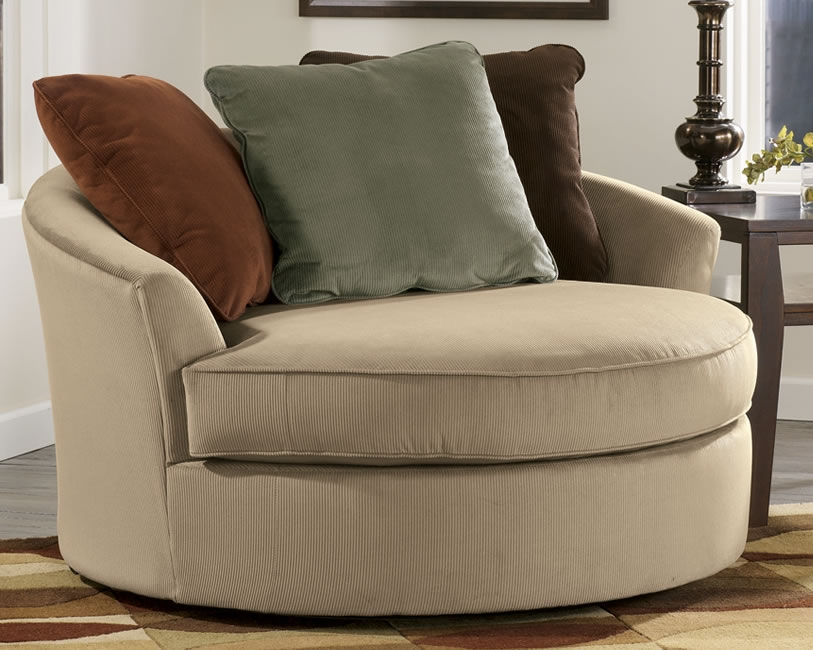Featured Photo of Circle Sofa Chairs