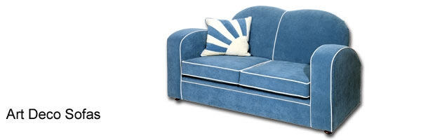 Scandecor Artdeco Sofas perfectly inside Art Deco Sofa And Chairs (Image 18 of 20)